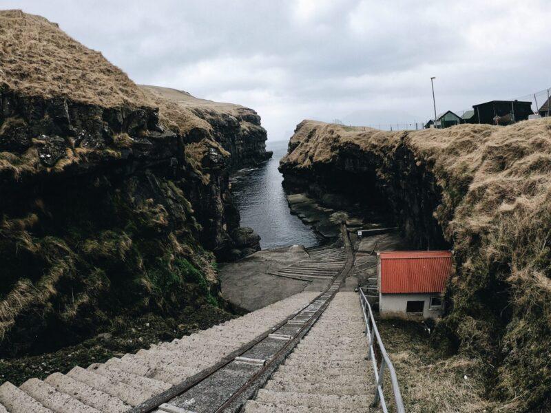 Gjógv, Ilhas Faroé