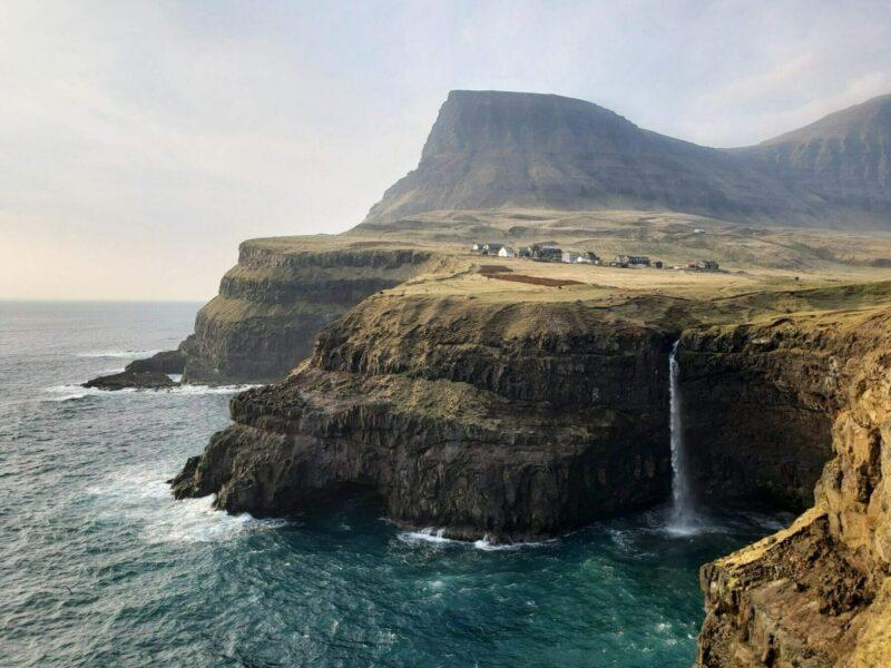 Múlafossur, Ilhas Faroé