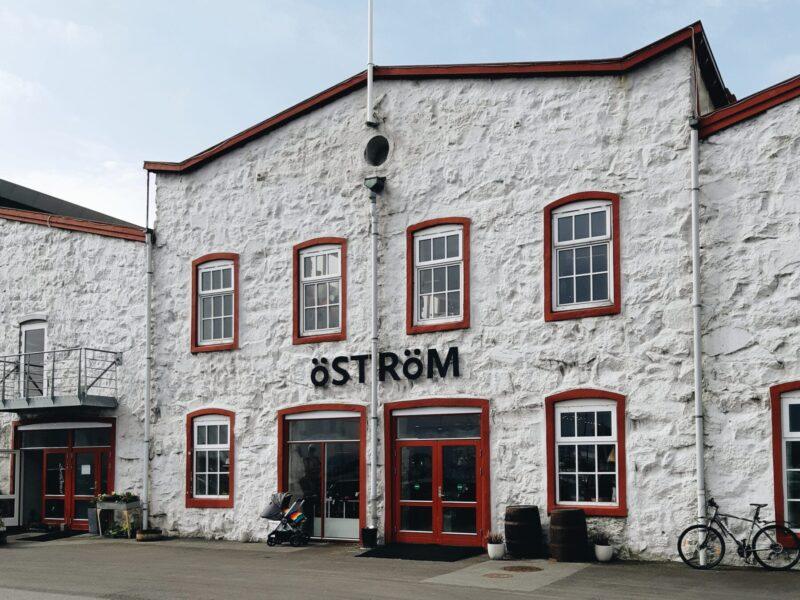 Ostrom, Ilhas Faroé