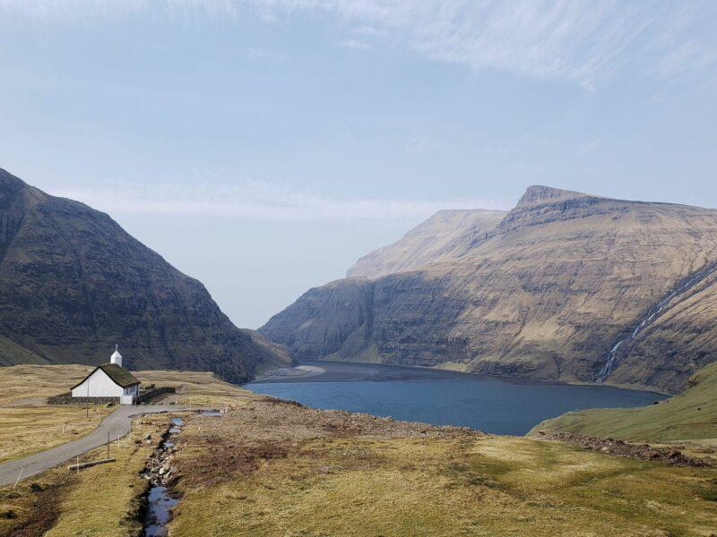 Saksun, Ilhas Faroé
