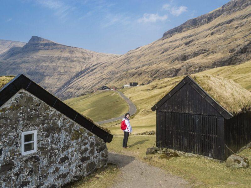 Saksun, Ilhas Faroe