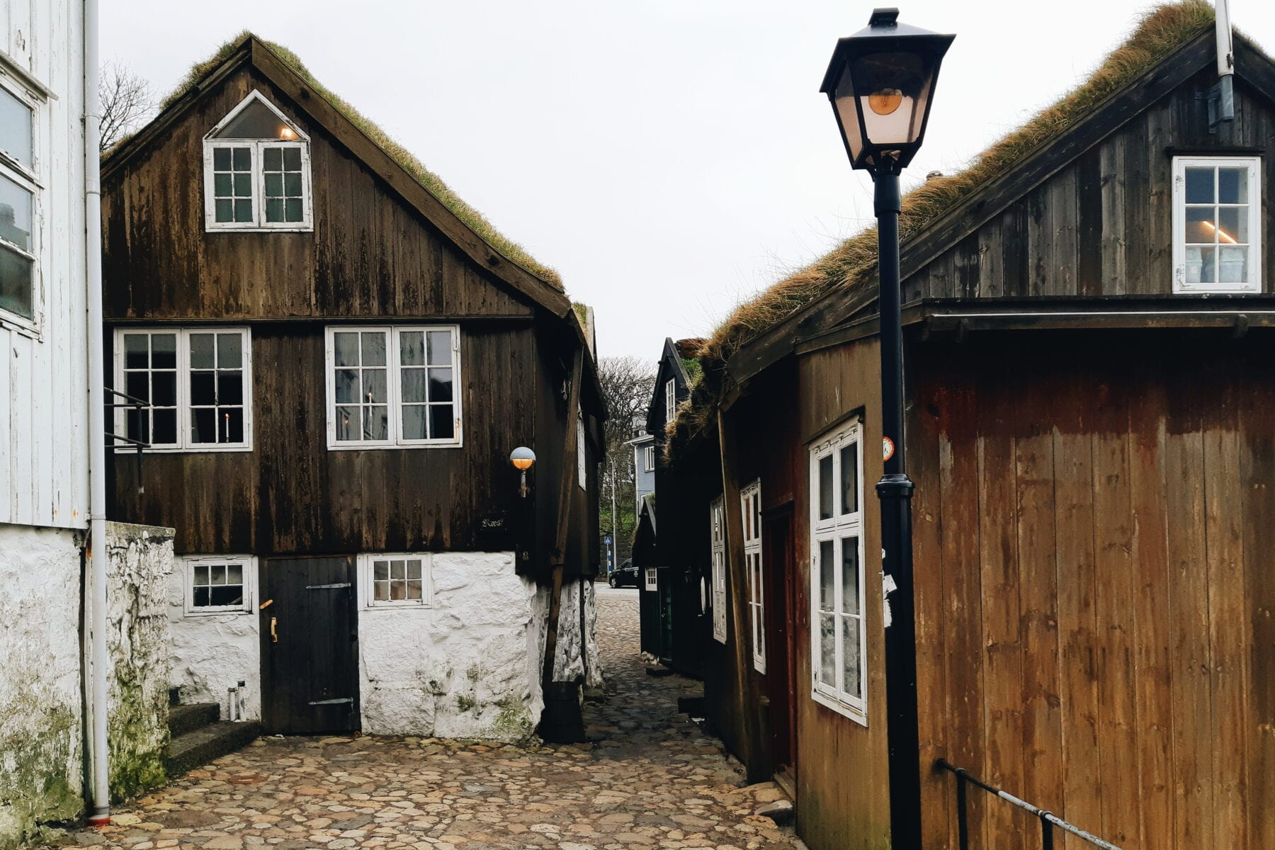 Centro histórico de Torshavn, Ilhas Faroe