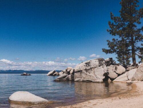 Chimney Beach lake tahoe 2