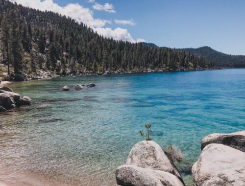 Chimney Beach lake tahoe 3