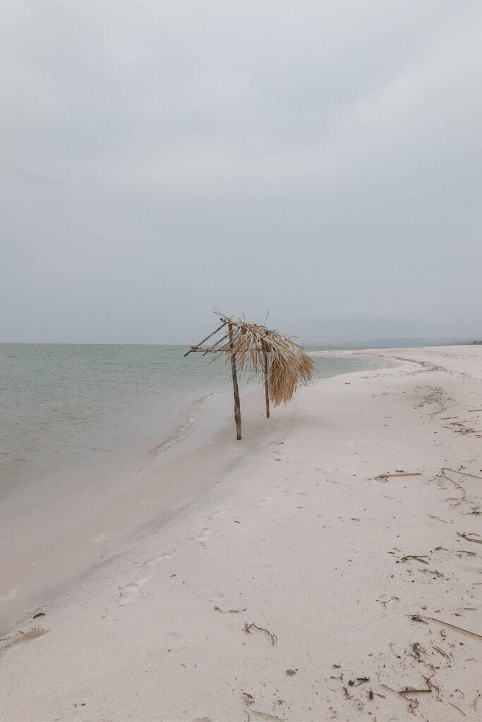 praia em alter do chão